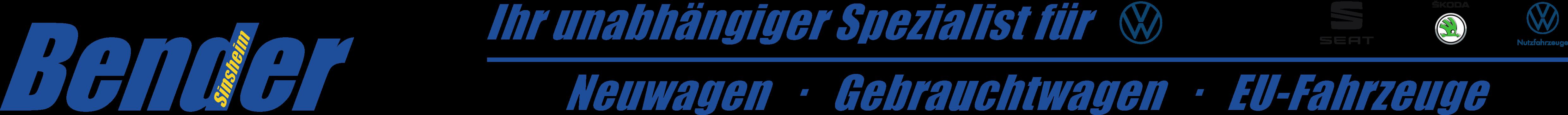 Autohaus Bender Logo